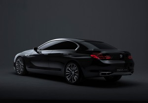 Снимка на BMW Gran Coupe back от supercars.net