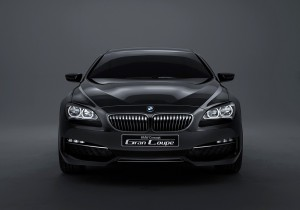 Снимка на BMW Gran Coupe front от supercars.net